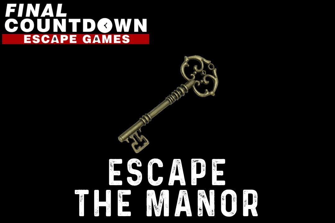 Escape The Manor