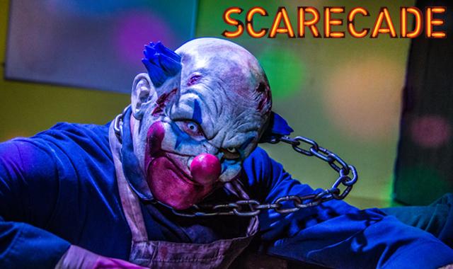 """""""Scare""""cade"""